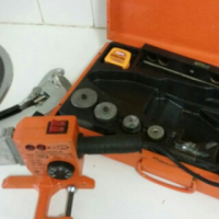 Spot Welder for plumbers for plastic pipes