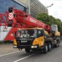 Cranes Sany STC500