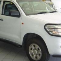 Toyota Hilux 2.5 D-4D SRX 4x4 P/U D/C