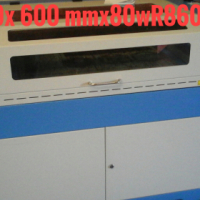 lc 900mmx600mmx80w up/down/table autofocus laser machine