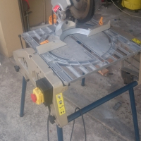 Flip Over Saw (Table Saw/Mitre Saw) Ryobi