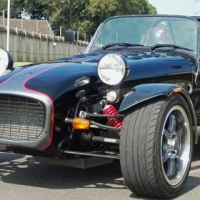 2010 Birkin S3 (Lotus 7)
