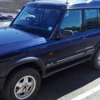 Discovery 2 Automatic V8 Petrol 1999 model
