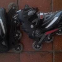 Roller Blades size 9