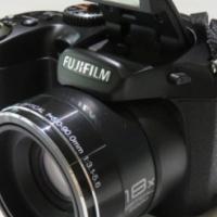 Fujifilm FinePix S2950 14 MP Digital Camera with Fujinon 18x Wide Angle Optical Zoom Lens and 3-Inch