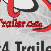 4 x 4 trailer