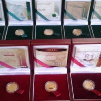 Gold Coin Collection