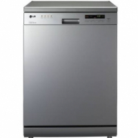 LG D1450LF 14 Plate Capacity Dishwasher With Slim Inverter Direct Drive Motor