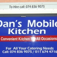 4x2.5 Mobile Kitchen for catering and hire. Ready to make money for you immediately.