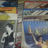 Vinyl's and CD's - All in excellent condition.