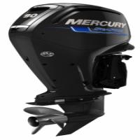 New Mercury 90hp 4 Stroke SeaPro EFI Big Foot Outboard Motor.