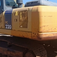 2007 Komatsu PC220-7 Excavator - 22Ton