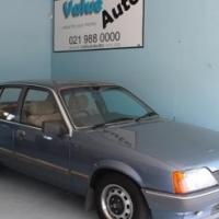 1984 Opel Rekord 2.0 Auto