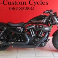 Stunning 2011 Forty-Eight Sportster in Great Condition!