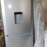 DEFY 328L ECO ENERGY EFFICIENT FRIDGE - METALLIC