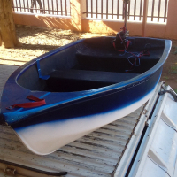 boat for fishing lines