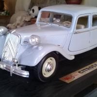 Collectors model car