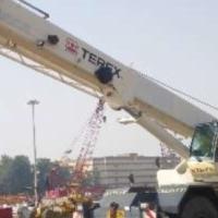 Cranes Terex A600