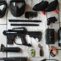 BT Omega M16 replica Paintball Gun.. R3500