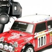 RC car-Tamiya m-03 Mini Monte Carlo-great condition: