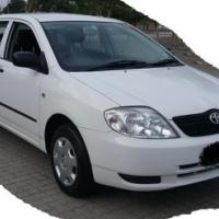 Replacement Window, Toyota Corolla