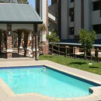 Potchefstroom -1 Bedroom Student Flat in Prestigious high security complex -