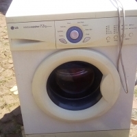 White frontloader for sale