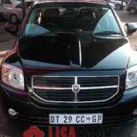 Dodge Caliber with very low mileage for sale
