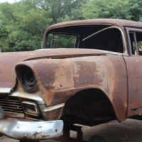1956 CHEV NOMAD FOR SALE