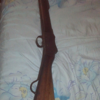 Martini henry very old