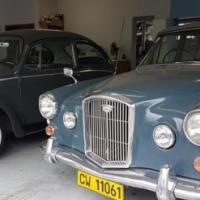 1964 Wolseley 6/110 overdrive