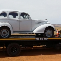 Car Towing & Car Transport Pretoria to Nelspruit.