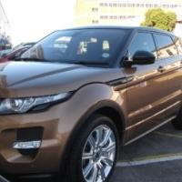 2014 Land Rover Evoque 2.2 SD4 Dynamic