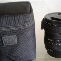 Sigma 10-20mm/1:4-5.6 DC HSM (Wide Angle) For Canon