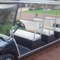 Other Club car 8 Seater Golf Cart