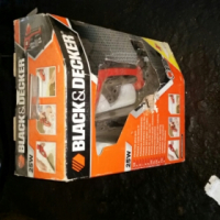 black&decker cordless glue gun