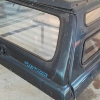 Nissan dc hardbody canopy for sale