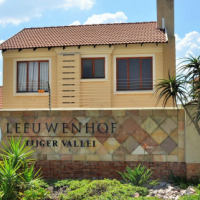 To Let: 2 bedroom 2 bathroom Apartment in The Village, Leewenhof Estate, Pretoria by Feel-at-Home Pr