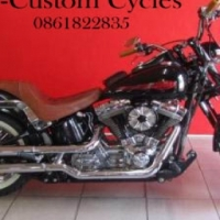 2002 One of a Kind Softail Springer!