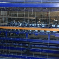 Wire Mesh Waving Machine