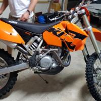 Ktm 525 exc 2005