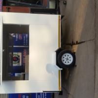 Stocks Limited!!2.5M Mobile food trailer