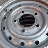 Toyota Landcruiser 5 Hole Rims