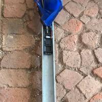 Garage deur motor met spoor