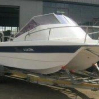 19FT PERSUIT CAT,2X85HP YAMAHAS,HYDRAULIC STEERING !!!