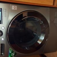 LG True Steam, Front Loading Washing Machine (12kg)