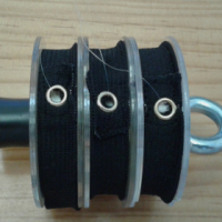 Fly Fishing - Tippet Spool Holder - Steel Model