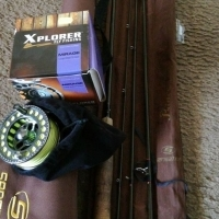 Fly Fishing Combo for sale