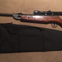 Air rifle at22