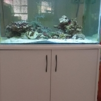 Marine reef 350L complete system - 10MM Glass